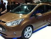 Ford a prezentat modelul...