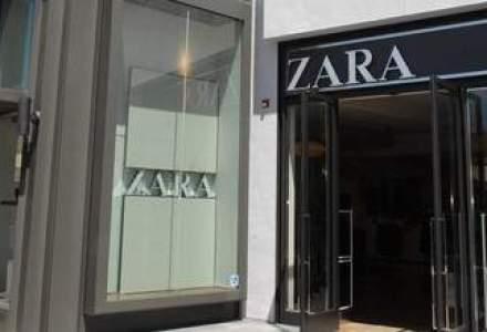 Proprietarul Zara a avut un profit de aproape 2 MLD. euro