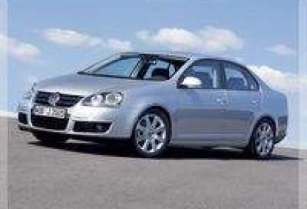 Volkswagen testeaza piata cu modelul Jetta