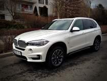 Test drive cu BMW X5 hibrid...