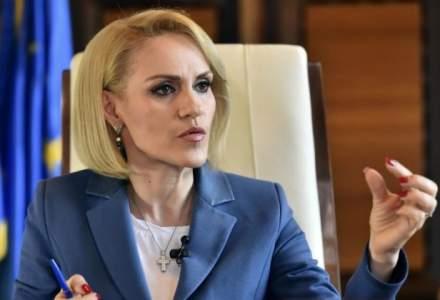 Gabriela Firea: Luni si marti nu vor fi cursuri in scolile din Bucuresti