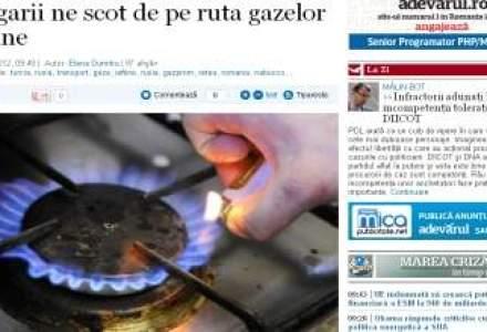 Bulgarii ne scot de pe ruta gazelor ieftine