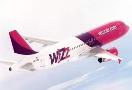 Wizz Air a transpotat 5.000 de pasageri in prima zi pe Otopeni