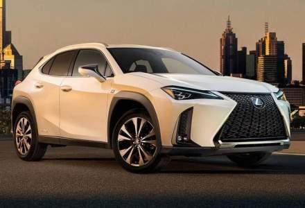 Lexus publica primele teasere cu noul SUV subcompact UX