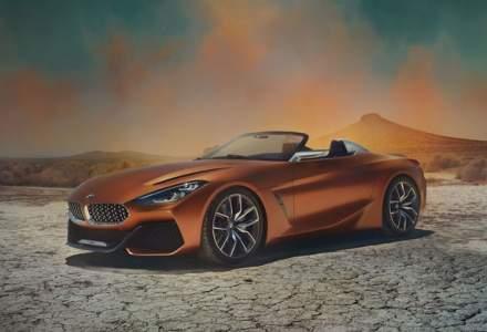 """Lansarea noului BMW Z4, amanata pentru vara acestui an: """"Vom prezenta modelul in cadrul unui eveniment propriu"""""""