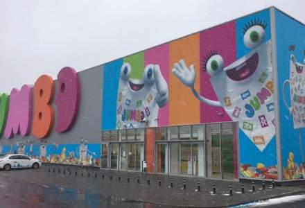Retailerul de jucarii Jumbo, un nou magazin in Bucuresti. Unde este situat?