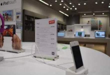 [FOTO] Cum arata cel mai mare magazin Apple din regiune, dupa o investitie de 300.000 euro