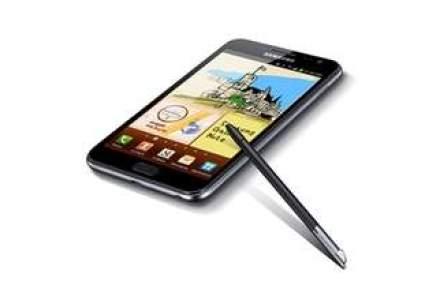 Samsung Galaxy Note a fost vandut in cinci luni cat iPhone 4s in primele zile