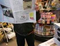 Ziarele europene au ramas cu...