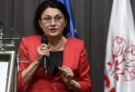 Scindare in PSD: Ecaterina Andronescu vrea sa fie presedinte executiv
