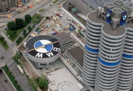 Sediul BMW din Munchen sau Turnul celor Patru Cilindri! Cum a luat nastere?