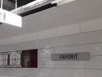 Stadiul lucrarilor la metroul...