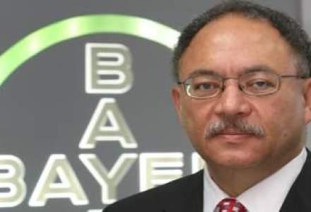 Gigantul farma Bayer numeste un nou sef pentru Romania