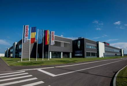Bosch face angajari in Romania, la Jucu