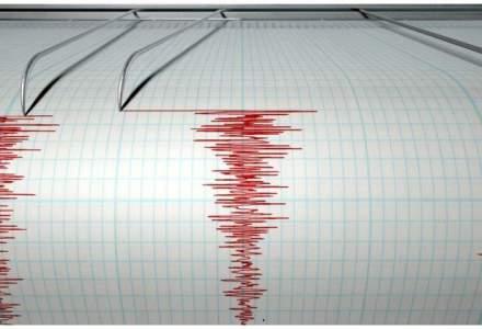 Cutremur de magnitudine 4,4, cel mai puternic de anul acesta