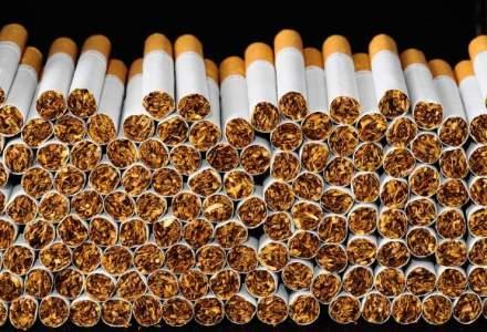 La cate miliarde de lei s-a ridicat piata neagra a tigarilor in 2017?
