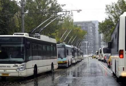 Doua companii au contestat rezultatul licitatiei Primariei Capitalei pentru achizitia autobuzelor