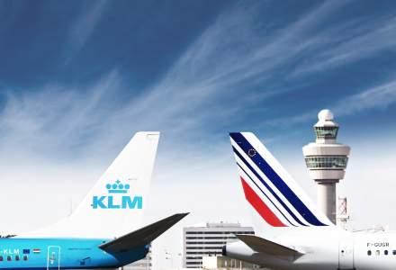 Air France KLM, mai multe zboruri pentru vara anului 2018