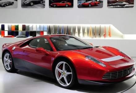 Top 10 modele Ferrari unice in lume!
