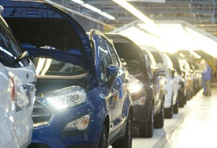 Ford aniverseaza 10 ani la Craiova, timp in care a fabricat circa 350.000 de masini