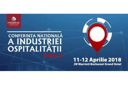 (P) Incepe Conferinta Nationala a Industriei Ospitalitatii