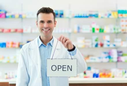 Sunt peste 1.000 de farmacii în București. Doar 28 au program non-stop