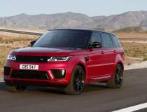 Jaguar Land Rover vrea sa...