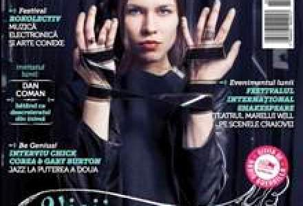 (P) A aparut editia de aprilie a revistei BeWhere!, singura publicatie de cultura urbana si recomandari avizate din Romania