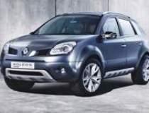 Renault Koleos Concept,...