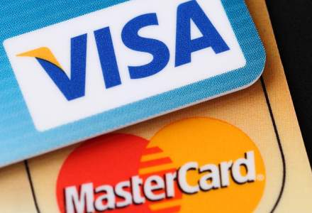 Piata cardurilor din Romania are un nou lider: MasterCard ia fata Visa dupa ce bifeaza borna de 8 milioane de carduri