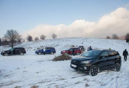 Ford Romania: Ne asteptam la vanzari in crestere cu 20% pentru gama SUV in 2017