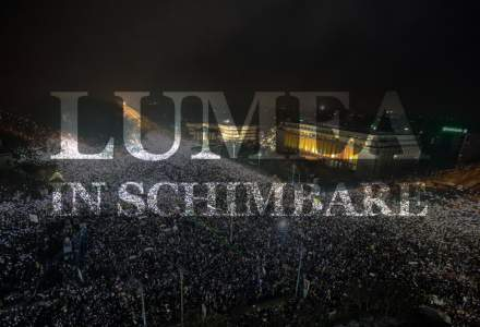 Lumea in schimbare: Protestele anticoruptie schimba fata Romaniei
