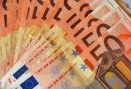 Leul 'musca' si din euro: cel mai bun curs din ultimele sase luni