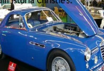 Cea mai scumpa masina din istoria Christie's