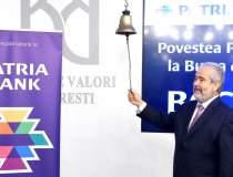 Patria Bank va incepe...