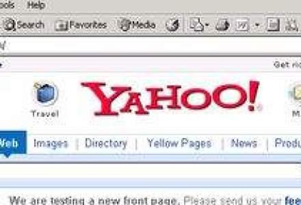 Jucatorii locali simt gustul campaniilor rulate pe Yahoo