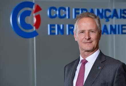 Francois Coste, CCIFER: Romania, un levier de competitivitate la nivel european pentru investitori: gasesc aici talente, inovatie si spirit antreprenorial