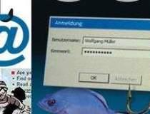 Atac phishing indreptat...