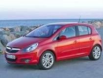 Opel Corsa, masina anului in...