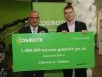 Cosmote Romania a depasit...