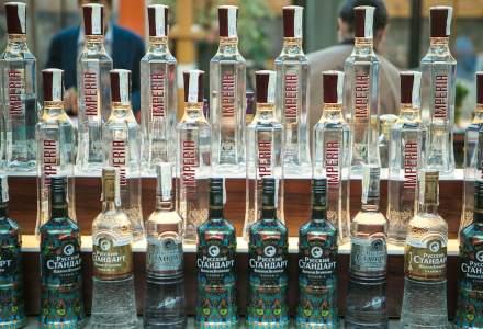 Distribuitorul de bauturi alcoolice Cristalex mizeaza pe vodca si adauga un nou sortiment portofoliului. Consumul de bauturi spirtoase, in crestere