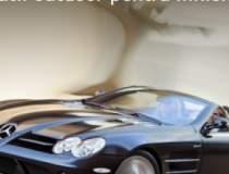 Noul SLR Roadster: Senzatii...