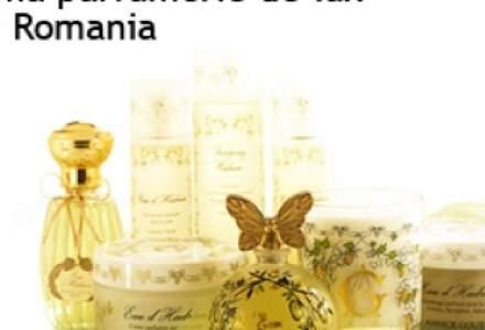 Prima parfumerie de lux din Romania