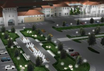 Primul centru de tip outlet din Romania