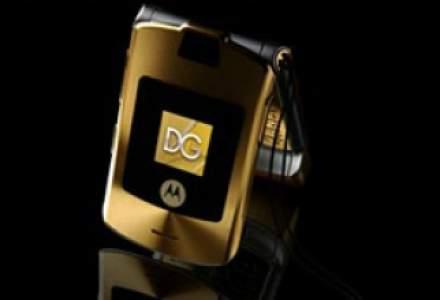 Telefoane mobile de lux, asociate cu brand-uri celebre