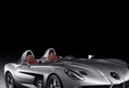 Model de senzatie: Mercedes SLR Stirling Moss