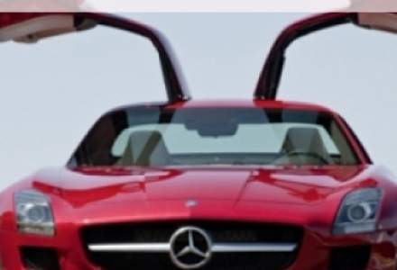 Oficial: Mercedes SLS AMG - inlocuitorul lui SLR McLaren