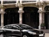 Noul Renault Fluence s-a...