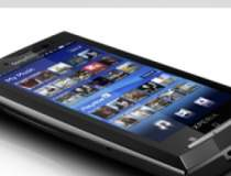 Xperia X10: Android se...