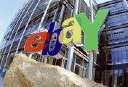 Sezonul Craciunului a majorat profitul eBay in Q4 cu 24%